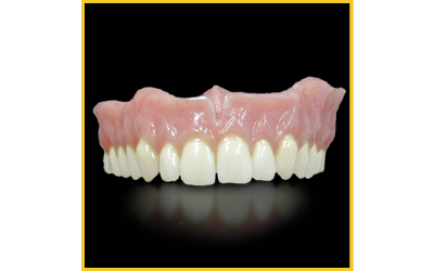 A&M Truly Natural Denture